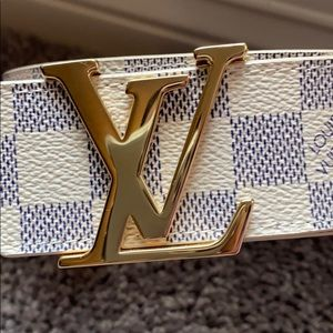 LV Louis Vuitton Belt